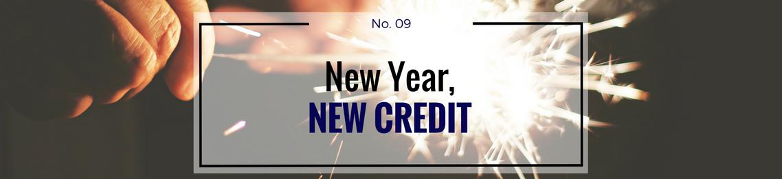New Year, New Credit with Trinity Enterprises LLC